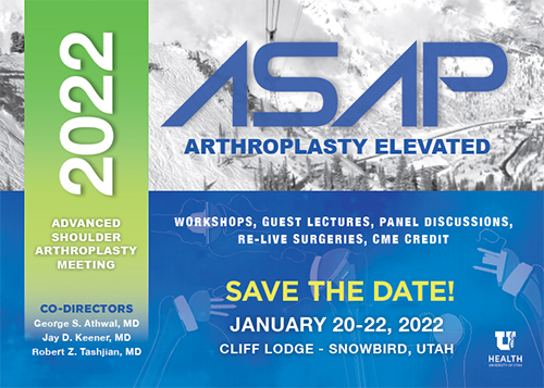 Advanced Shoulder Arthroplasty Meeting