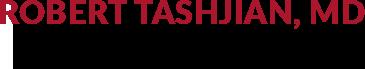 Robert Tashjian, MD Fellowship-Trained Orthopaedic Surgeon